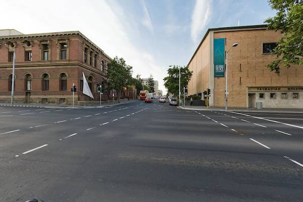 Cnr Davey St & Argyle St